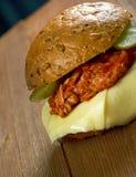 Tavern sandwich Royalty Free Stock Image