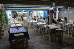Taverna grec photo stock