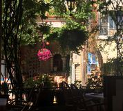 Taverna greco immagini stock libere da diritti