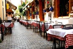 Taverne Stockfotografie