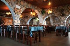 Taverne grecque Images libres de droits