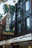 Taverne Toronto d'EL Mocambo Photographie stock