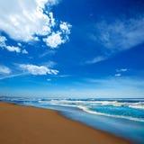 Tavernes de Valldigna beach dunes in Valencia Royalty Free Stock Photos