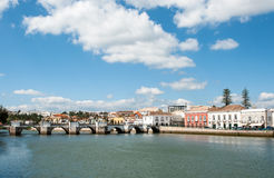 Tavira in Portugal Royalty Free Stock Image