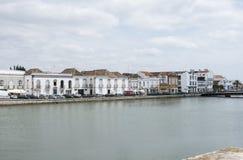 Tavira town algarve Portugal Stock Photos