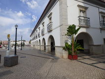 Tavira town hall Stock Image