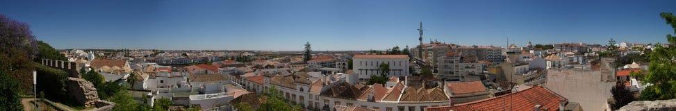 Tavira town skyline Royalty Free Stock Image