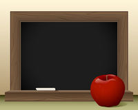 tavla för äpple Royaltyfri Foto