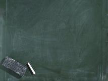 tavla för blackboard Arkivbild