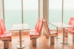 tavola dal mare Immagine Stock