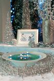 Tavola decorata Immagini Stock