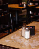 Tavola del caffè Fotografie Stock