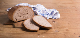 Tavola del pane Immagine Stock