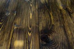 Tavola di legno di struttura Fotografie Stock Libere da Diritti