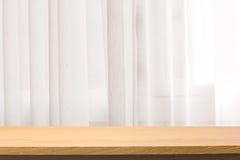 Tavola di legno vuota fotografia stock libera da diritti