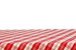 Tavola di picnic all'aperto Fotografie Stock