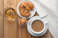 Tavola di prima colazione Fotografie Stock