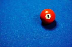 Tavola di snooker Fotografie Stock Libere da Diritti