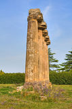 Tavole Palatine. Metaponto. Basilicata. Italy. Stock Image