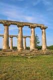 Tavole Palatine. Metaponto. Basilicata. Italy. Stock Photos