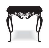 Tavolino da salotto di Rich Baroque royalty illustrazione gratis