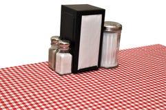 Tavolo da pranzo Fotografia Stock
