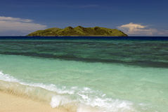 Tavua Island, Fiji, south pacific Royalty Free Stock Photography