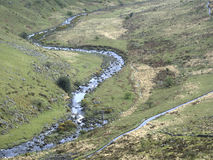 Tavy Cleave, Dartmoor Royalty Free Stock Images