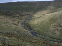 Tavy fende-se, Dartmoor imagem de stock