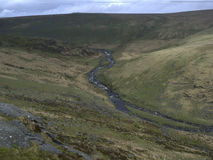 Tavy se fendent, Dartmoor photo libre de droits