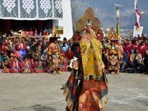 Tawang - Torgya Festival stock images