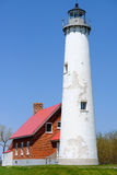 Tawas Point Lighthouse, built in 1876 Stock Photography