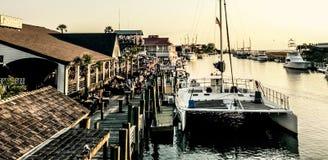 Tawerny stajenka, Shem zatoczka, Charleston, SC zdjęcie stock