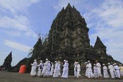 Tawur Agung Kesanga Royalty-vrije Stock Foto's