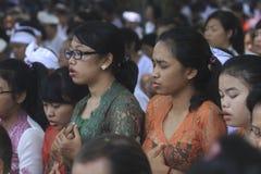 Tawur Agung Kesanga Stock Afbeelding