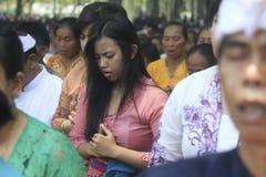 Tawur Agung Kesanga Images libres de droits