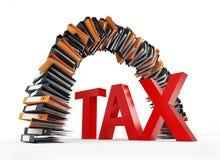 Tax Royalty Free Stock Photos