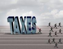 Tax Burden Stock Photos