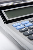 Tax calculator Stock Photography