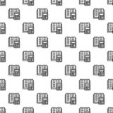 Tax calculator pattern seamless royalty free illustration
