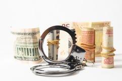 Tax Crime Concept Money Stock Images