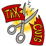 Tax Cuts Stock Image