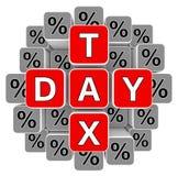 Tax day Stock Photos