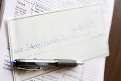 Tax Day Royalty Free Stock Images