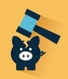Tax design Stock Photography