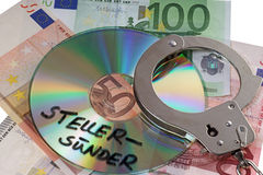 Tax evaders Royalty Free Stock Photo