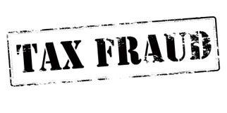 Tax fraud Royalty Free Stock Photo