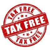 Tax free Stock Image