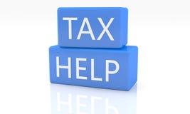 Tax Help Stock Image