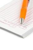 Tax invoice Stock Photography